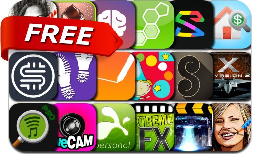 iPhone & iPad Apps Gone Free - October 6, 2015