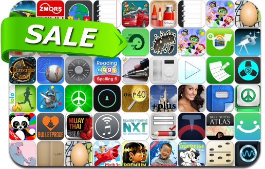 iPhone & iPad App Price Drops - January 1