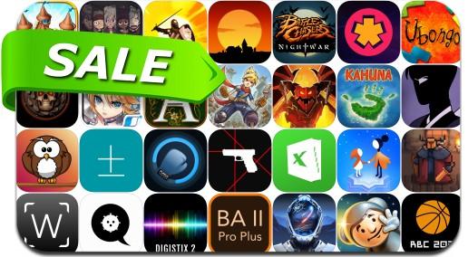 iPhone & iPad App Price Drops - October 14, 2021