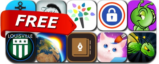 iPhone & iPad Apps Gone Free - October 23, 2016