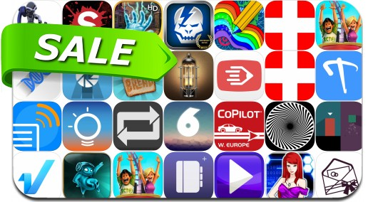 iPhone & iPad App Price Drops - August 16, 2016