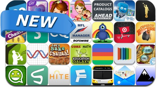 Newly Released iPhone & iPad Apps - June 19