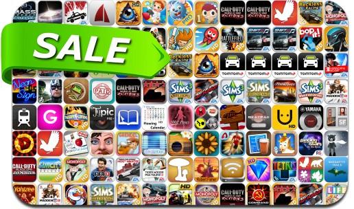 iPhone & iPad App Price Drops - May 23