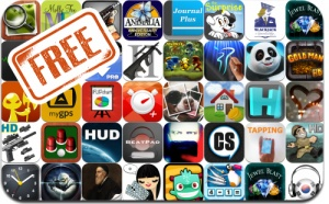 iPhone and iPad Apps Gone Free - August 18