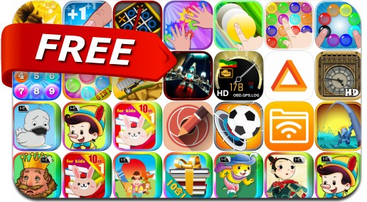 iPhone & iPad Apps Gone Free - March 2, 2018