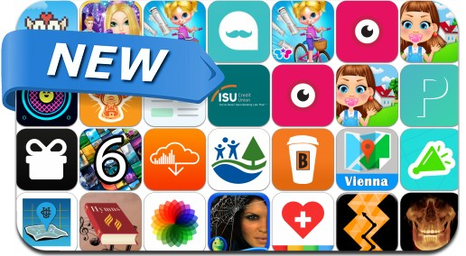 Newly Released iPhone & iPad Apps - October 2, 2014