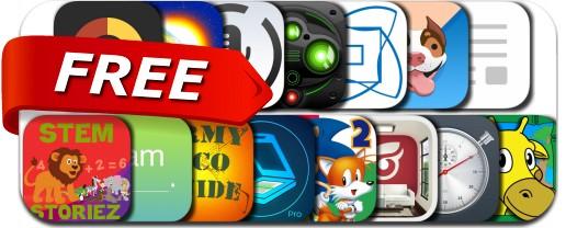 iPhone & iPad Apps Gone Free - November 22, 2017