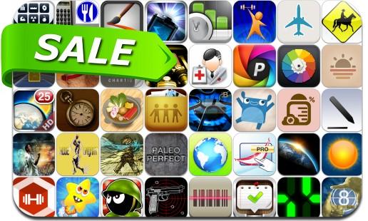iPhone & iPad App Price Drops - July 30