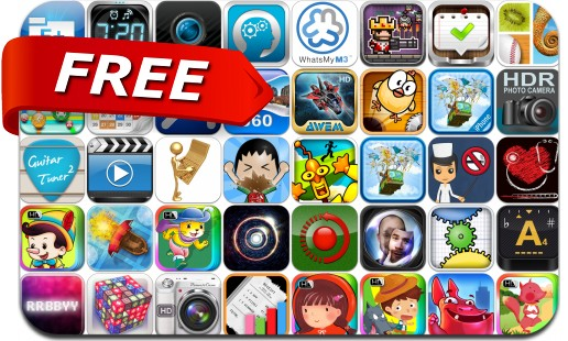 iPhone & iPad Apps Gone Free - June 19
