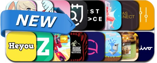 Newly Released iPhone & iPad Apps - September 9, 2021