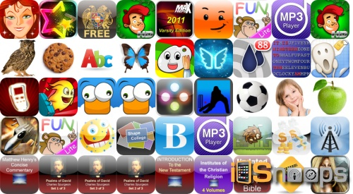 iPhone and iPad Apps Gone Free - April 3 Roundup