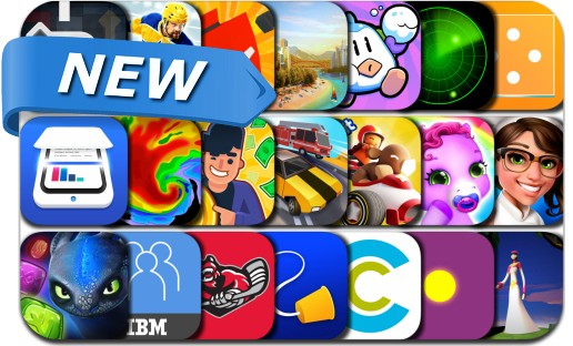 Newly Released iPhone & iPad Apps - February 2, 2019