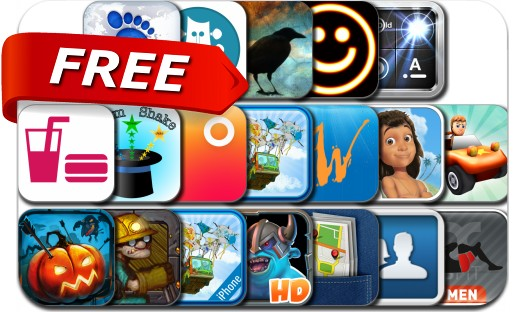 iPhone & iPad Apps Gone Free - October 16