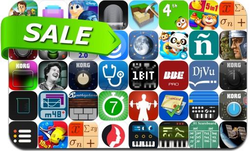 iPhone & iPad App Price Drops - August 7, 2015