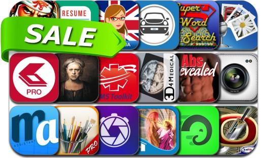 iPhone & iPad App Price Drops - March 18, 2015