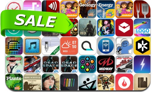 iPhone & iPad App Price Drops - October 10, 2014