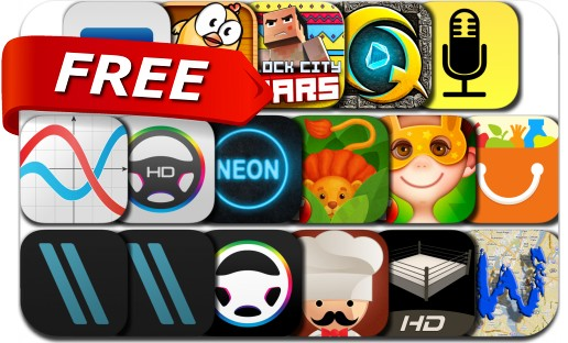 iPhone & iPad Apps Gone Free - May 30, 2015