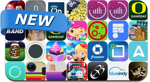 Newly Released iPhone & iPad Apps - September 3, 2015