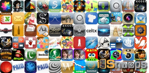 iPhone and iPad Apps Price Drops - March 10 Roundup