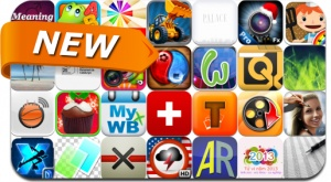 Newly Released iPhone and iPad Apps - November 26