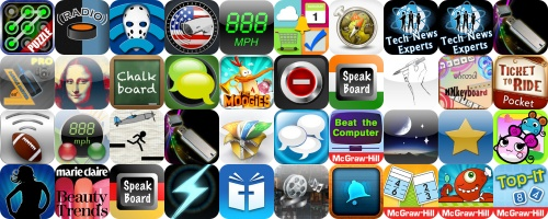 iPhone and iPad Apps Gone Free - February 9 Roundup