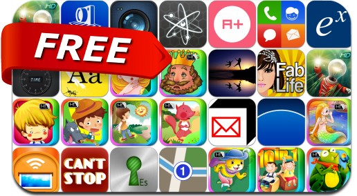 iPhone & iPad Apps Gone Free - April 22, 2014