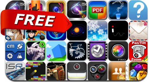 iPhone & iPad Apps Gone Free - April 29