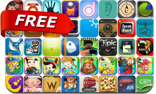 iPhone & iPad Apps Gone Free - June 25