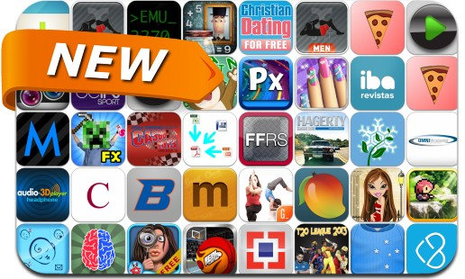 Newly Released iPhone & iPad Apps - April 3