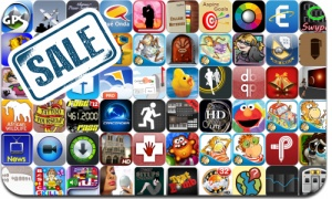 iPhone and iPad Apps Price Drops - July 7