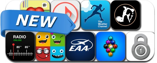 Newly Released iPhone & iPad Apps - June 29, 2014