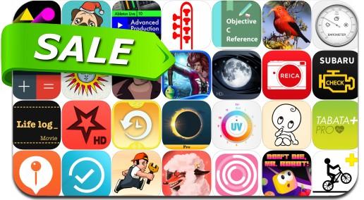 iPhone & iPad App Price Drops - January 21, 2019