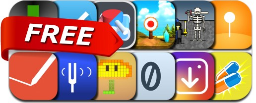 iPhone & iPad Apps Gone Free - April 9, 2018