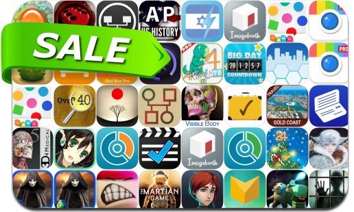 iPhone & iPad App Price Drops - December 16, 2015