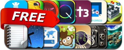 iPhone & iPad Apps Gone Free - December 1, 2014
