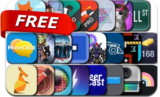 iPhone & iPad Apps Gone Free - August 31, 2018