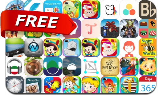 iPhone & iPad Apps Gone Free - November 23, 2017