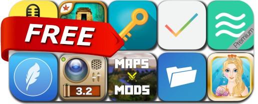 iPhone & iPad Apps Gone Free - November 16, 2015