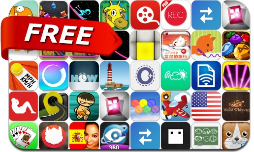 iPhone & iPad Apps Gone Free - January 3
