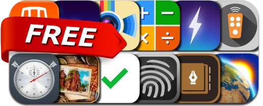 iPhone & iPad Apps Gone Free - August 18, 2017