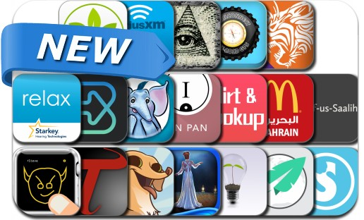 Newly Released iPhone & iPad Apps - May 19, 2015