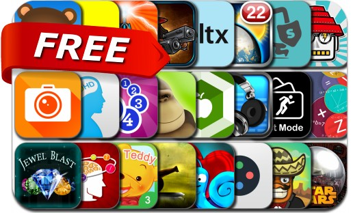 iPhone & iPad Apps Gone Free - January 22