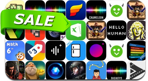 iPhone & iPad App Price Drops - February 26, 2021