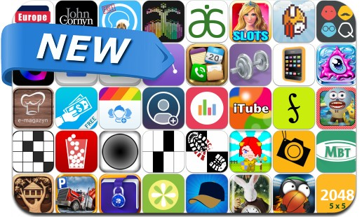 Newly Released iPhone & iPad Apps - May 1, 2014