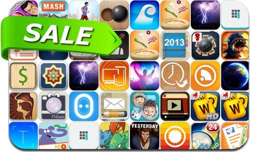 iPhone & iPad App Price Drops - August 6