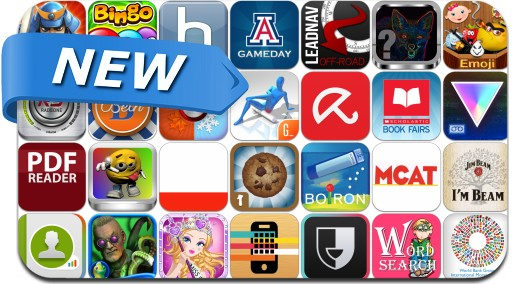 Newly Released iPhone & iPad Apps - October 1