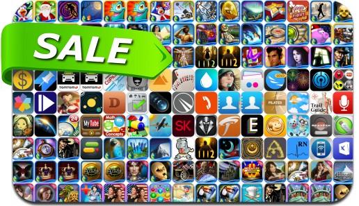 iPhone & iPad App Price Drops - April 18, 2014