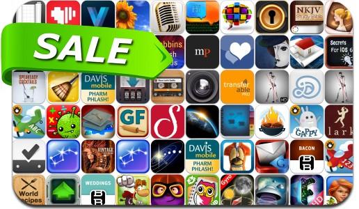 iPhone & iPad App Price Drops - April 5