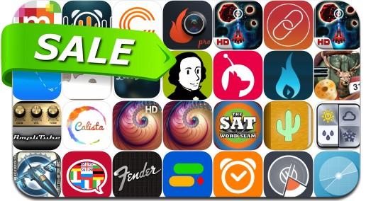 iPhone & iPad App Price Drops - June 23, 2015
