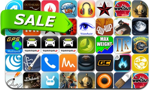 iPhone & iPad App Price Drops - October 16, 2014